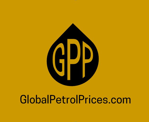 'Fuel price trends in 100 countries | GlobalPetrolPrices.com'/